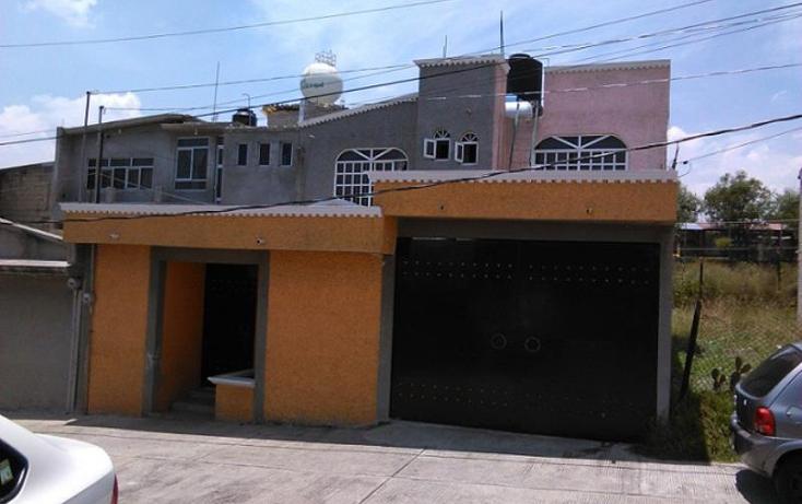 Foto de casa en venta en andador 2 0, francisco sarabia 1a. secci?n, nicol?s romero, m?xico, 1568944 No. 01