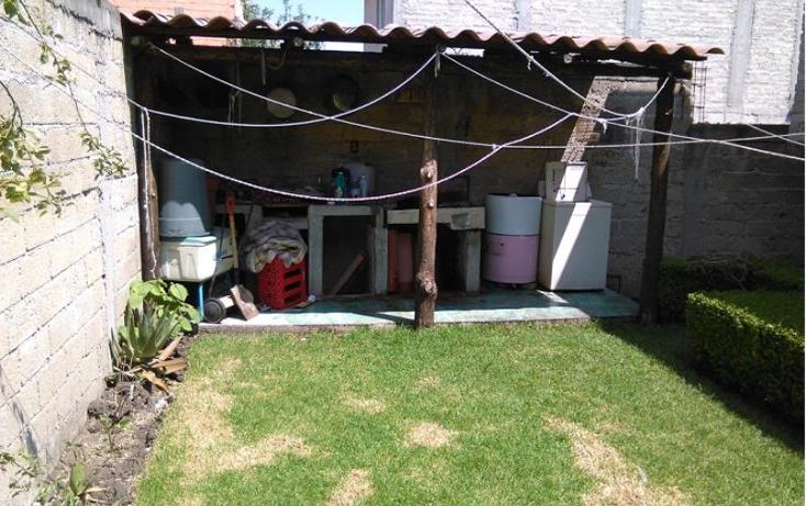 Foto de casa en venta en andador 2 0, francisco sarabia 1a. secci?n, nicol?s romero, m?xico, 1568944 No. 22