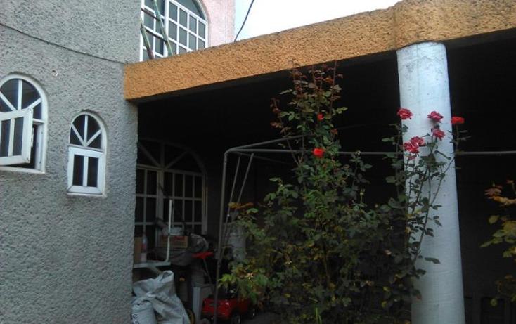 Foto de casa en venta en andador 2 0, francisco sarabia 1a. sección, nicolás romero, méxico, 1568944 No. 23