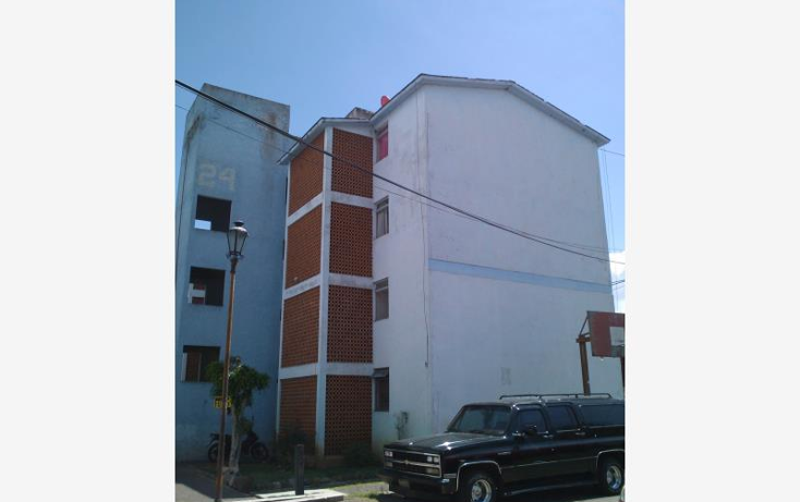 Foto de departamento en venta en andador alcatraz edificio 24, infonavit juan aldama, morelia, michoac?n de ocampo, 1485315 No. 02