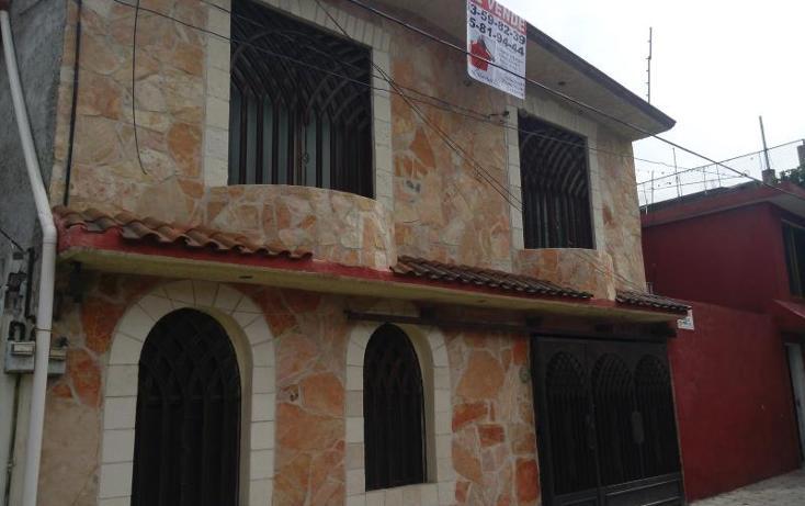 Foto de casa en venta en  21, jajalpa, ecatepec de morelos, méxico, 1600982 No. 01