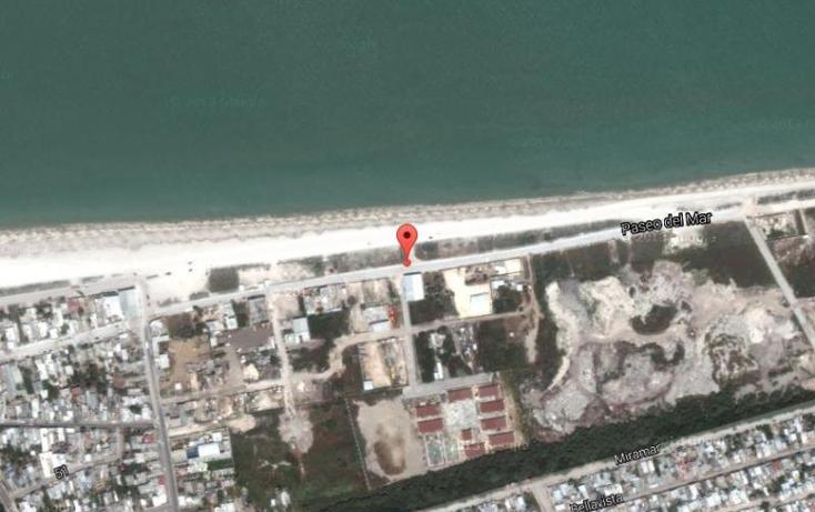 Foto de terreno habitacional en venta en andador del mar mediterraneo 110, puesta del sol, carmen, campeche, 656513 No. 01