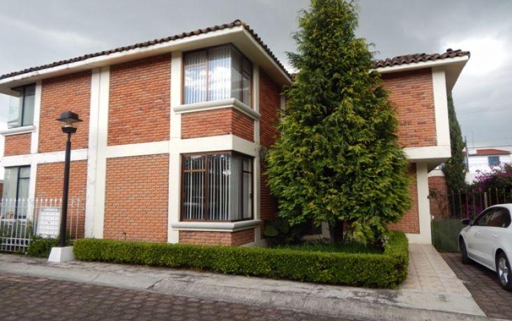 Foto de casa en condominio en renta en andador ote, celanese, toluca, estado de méxico, 750549 no 01