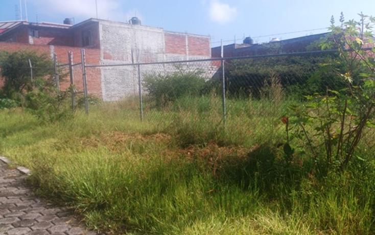 Foto de terreno habitacional en venta en andador poniente dos s/n , ciudad industrial, morelia, michoacán de ocampo, 1716354 No. 04