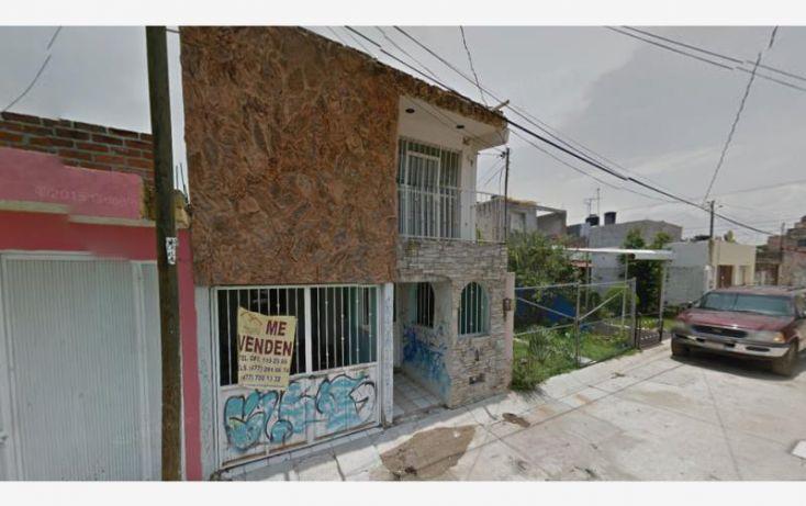 Foto de casa en venta en andador rosendo gutierrez 312, balcón de las hilamas, león, guanajuato, 1643254 no 01