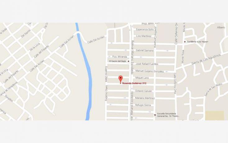 Foto de casa en venta en andador rosendo gutierrez 312, balcón de las hilamas, león, guanajuato, 1643254 no 04