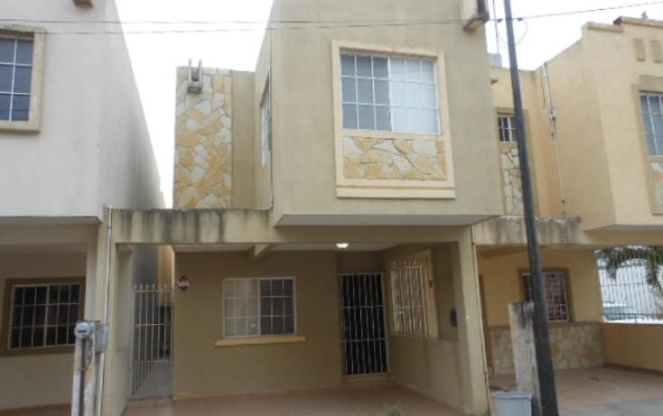 Foto de casa en venta en andador trebol 307, jes?s luna luna, ciudad madero, tamaulipas, 1782732 No. 01