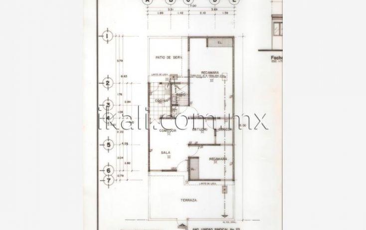 Foto de casa en venta en andador unidad sindical 23, tenechaco infonavit, tuxpan, veracruz, 1786450 no 17