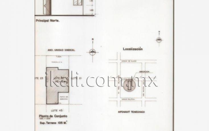 Foto de casa en venta en andador unidad sindical 23, tenechaco infonavit, tuxpan, veracruz, 1786450 no 18