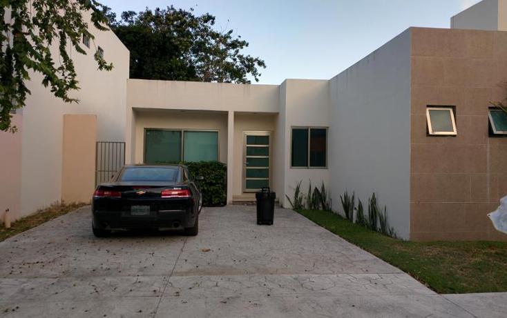 Foto de casa en renta en calzada del centenario , andara, othón p. blanco, quintana roo, 1012159 No. 01
