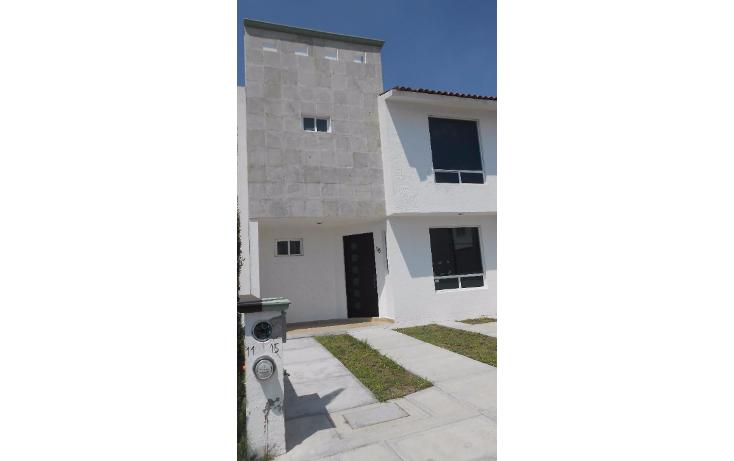Foto de casa en venta en  , andrea, corregidora, querétaro, 1410823 No. 01