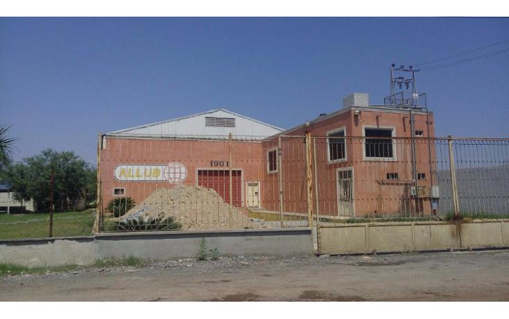 Foto de nave industrial en venta en  , andres caballero moreno agrop, general escobedo, nuevo león, 1772734 No. 01