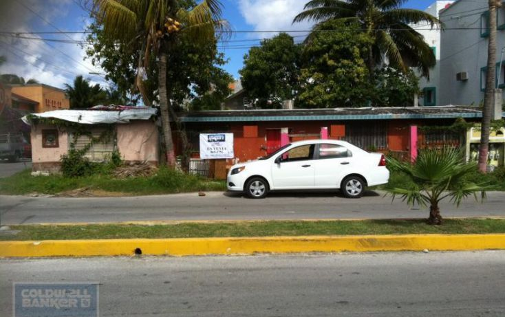 Foto de terreno habitacional en venta en, andrés q roo, cozumel, quintana roo, 1846420 no 03