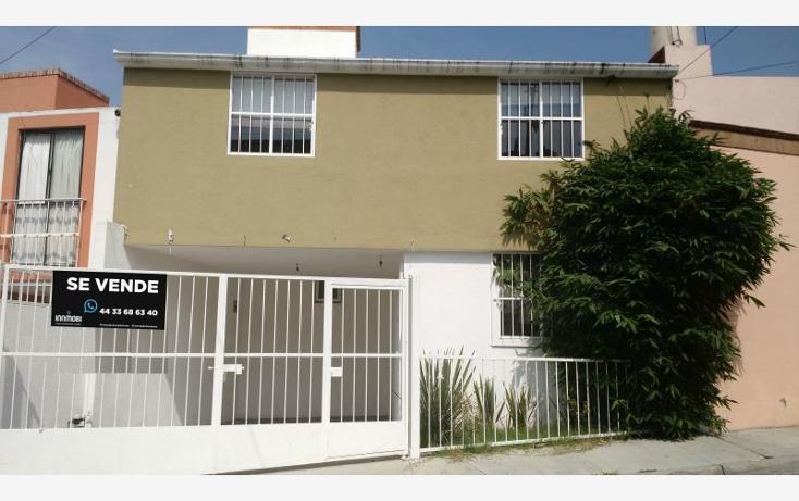 Foto de casa en venta en  , andres quintana roo, morelia, michoac?n de ocampo, 1529502 No. 01