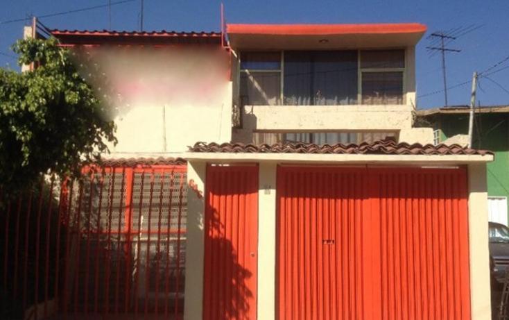 Foto de casa en venta en  , villa de las flores 1a sección (unidad coacalco), coacalco de berriozábal, méxico, 1713002 No. 01