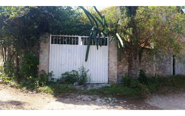 Foto de casa en venta en  , anenecuilco centro, ayala, morelos, 724357 No. 01