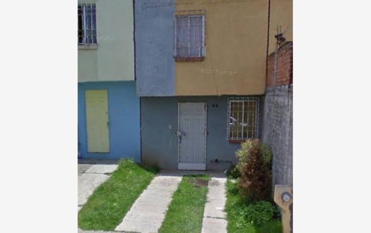 Foto de casa en venta en angel del campo 30, jardines de sindurio, morelia, michoacán de ocampo, 631145 No. 01