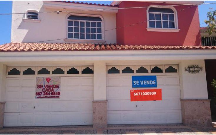 Foto de casa en venta en angel flores 2337, aurora, culiacán, sinaloa, 1820142 no 01