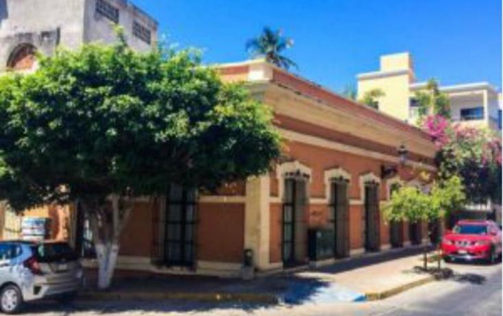Foto de casa en venta en angel flores 99, centro, mazatlán, sinaloa, 1952944 No. 01