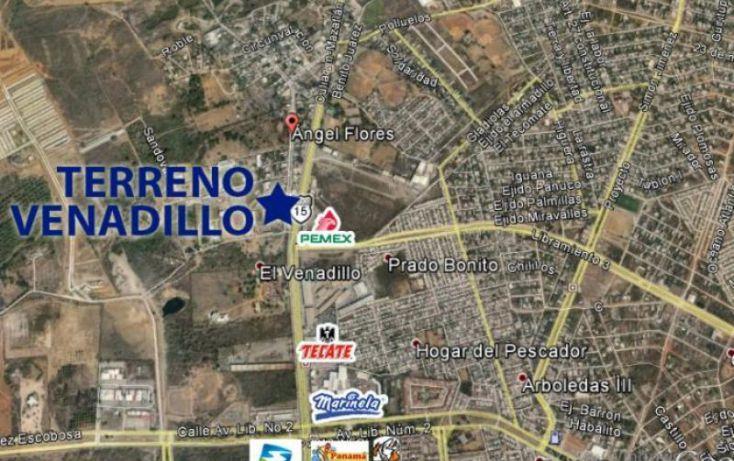 Foto de terreno comercial en renta en angel flores y camino al seminario, el venadillo, mazatlán, sinaloa, 1818692 no 03