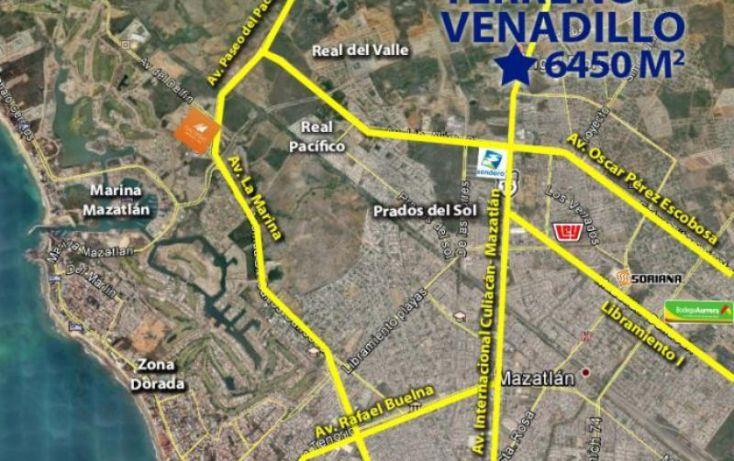 Foto de terreno comercial en renta en angel flores y camino al seminario, el venadillo, mazatlán, sinaloa, 1818692 no 04