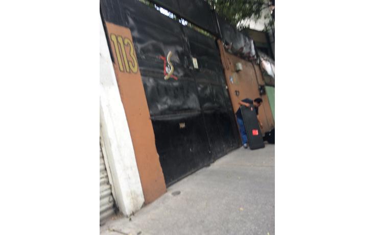Foto de terreno comercial en venta en  , angel zimbron, azcapotzalco, distrito federal, 1261471 No. 02