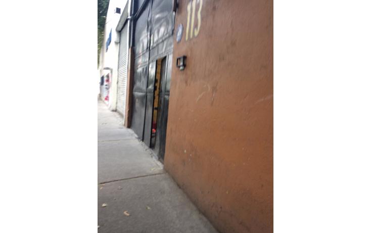 Foto de terreno comercial en venta en  , angel zimbron, azcapotzalco, distrito federal, 1261471 No. 05