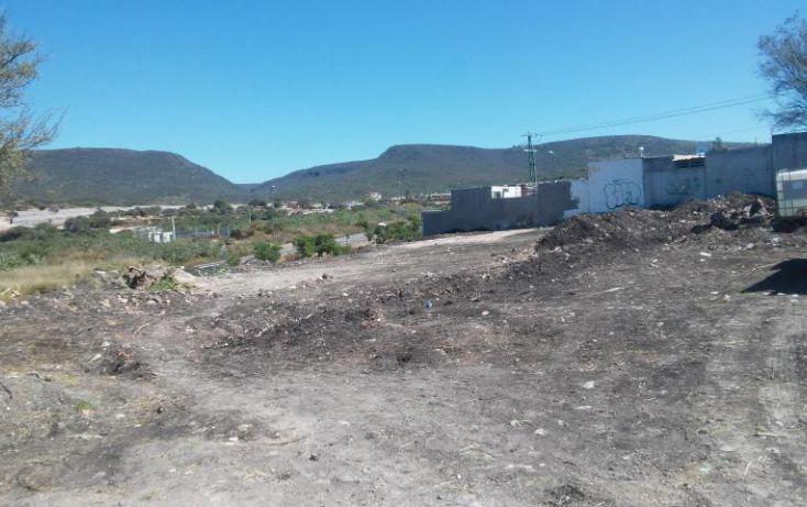 Foto de terreno habitacional en venta en anillo vial fray junipero serra, san pablo, querétaro, querétaro, 1458143 no 01