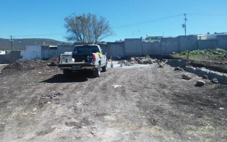 Foto de terreno habitacional en venta en anillo vial fray junipero serra, san pablo, querétaro, querétaro, 1461831 no 02