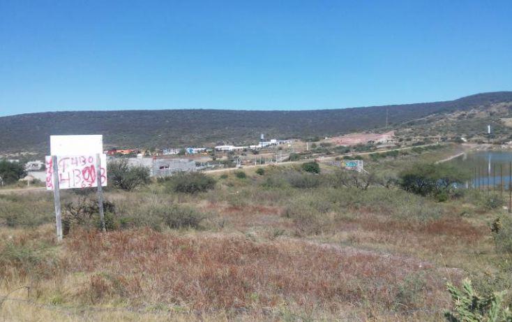 Foto de terreno habitacional en venta en anilloo vial fray junipero serra, san pablo, querétaro, querétaro, 1461829 no 01