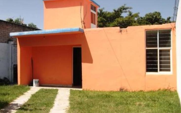 Foto de casa en venta en  , año de juárez, cuautla, morelos, 1565554 No. 01
