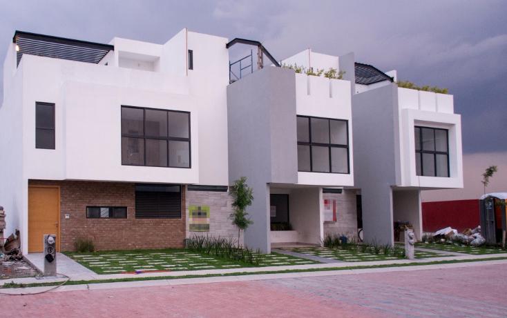Foto de casa en venta en  , antigua hacienda, puebla, puebla, 2015056 No. 01