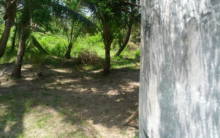 Foto de terreno habitacional en venta en  , anton lizardo, alvarado, veracruz de ignacio de la llave, 1013821 No. 04
