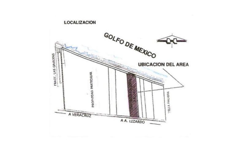 Foto de terreno comercial en venta en  , anton lizardo, alvarado, veracruz de ignacio de la llave, 1092383 No. 01