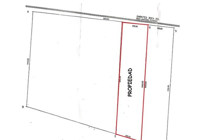 Foto de terreno comercial en venta en  , anton lizardo, alvarado, veracruz de ignacio de la llave, 1133385 No. 03