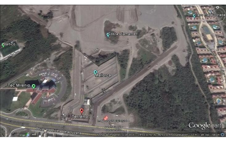 Foto de terreno habitacional en venta en  , anton lizardo, alvarado, veracruz de ignacio de la llave, 1143489 No. 01