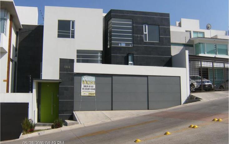 Foto de casa en venta en antonio de haro y tamariz 164, nuevo madin, atizap?n de zaragoza, m?xico, 763075 No. 01