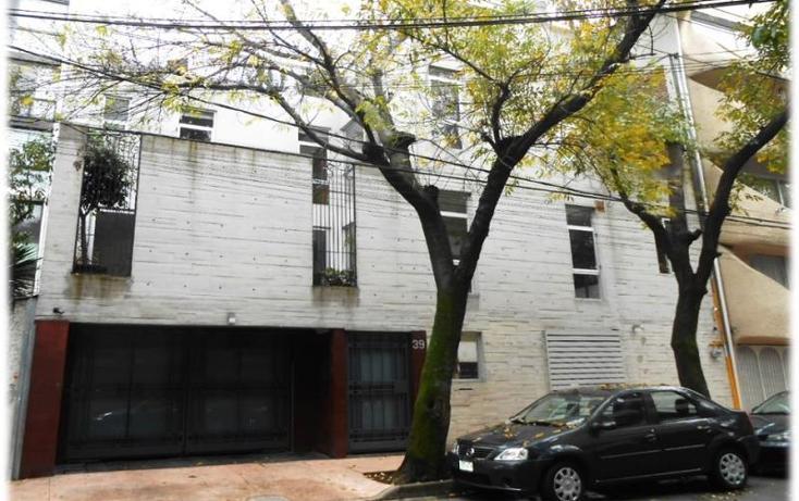 Foto de casa en venta en antonio de leon 39, san miguel chapultepec i sección, miguel hidalgo, distrito federal, 0 No. 01