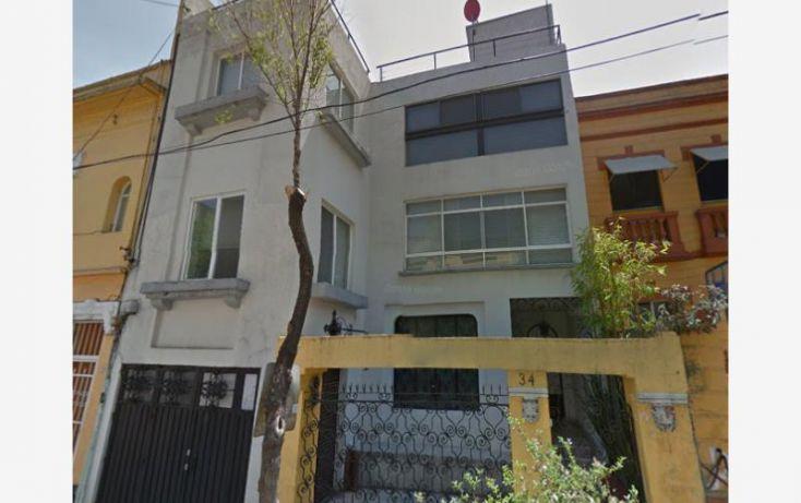 Foto de casa en venta en antonio del castillo, san rafael, cuauhtémoc, df, 1997138 no 02