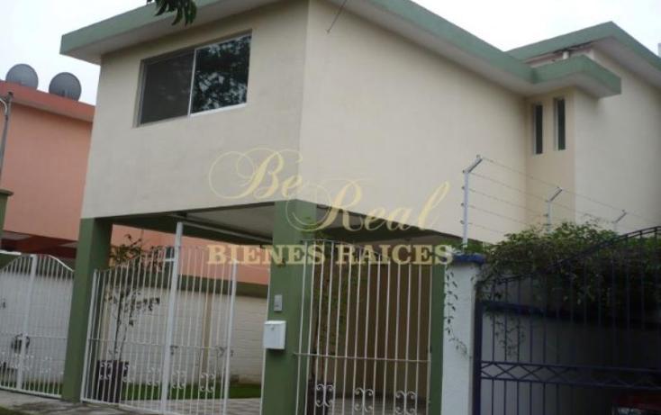 Foto de casa en venta en antonio manzana carlom 7, emiliano zapata, xalapa, veracruz de ignacio de la llave, 1436743 No. 01
