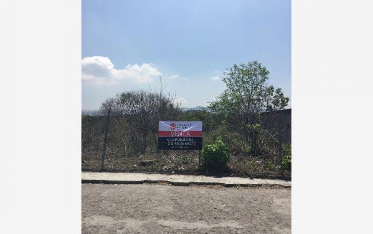 Foto de terreno habitacional en venta en antonio mediz bolio, campo sotelo, temixco, morelos, 1837860 no 01