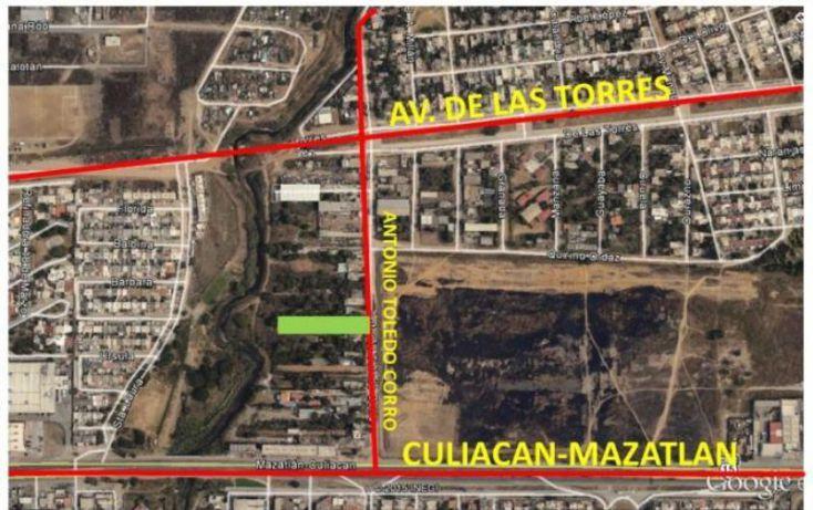 Foto de terreno habitacional en venta en antonio toledo corro 17, san joaquín, mazatlán, sinaloa, 990921 no 04