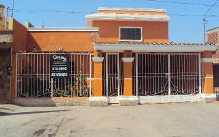 Foto de casa en venta en  , antonio toledo corro, ahome, sinaloa, 1858152 No. 01