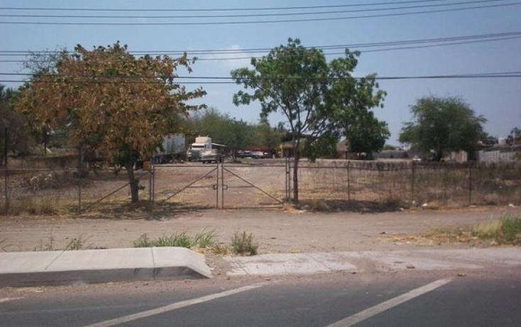 Foto de terreno comercial en venta en  , antonio toledo corro, culiac?n, sinaloa, 1837268 No. 01