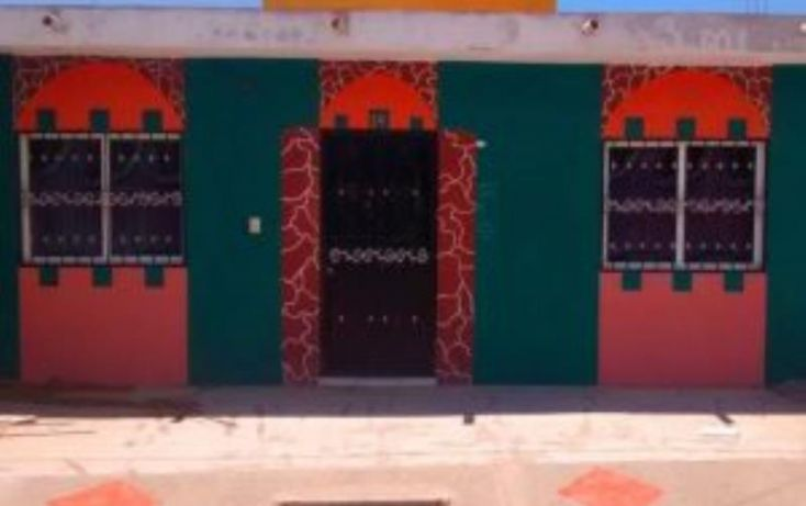 Foto de casa en venta en antonio villareal 14, infonavit playas, mazatlán, sinaloa, 965563 no 01