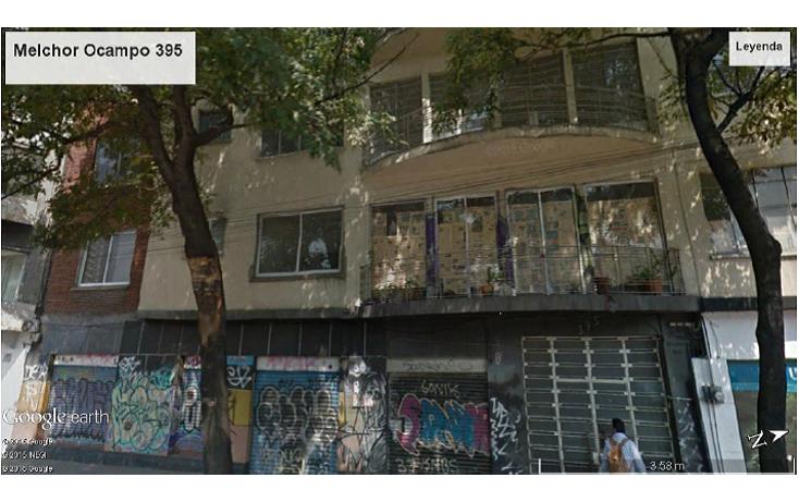 Foto de terreno habitacional en venta en  , anzures, miguel hidalgo, distrito federal, 1640365 No. 01