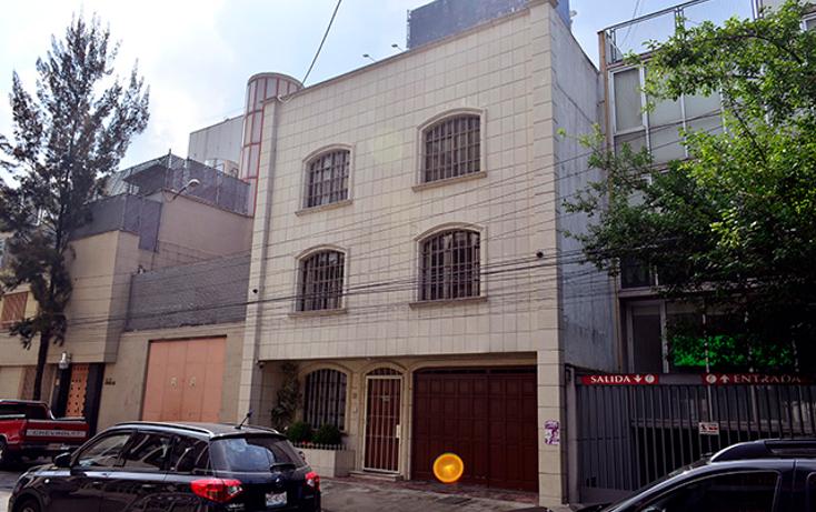 Foto de edificio en venta en  , anzures, miguel hidalgo, distrito federal, 1972930 No. 01
