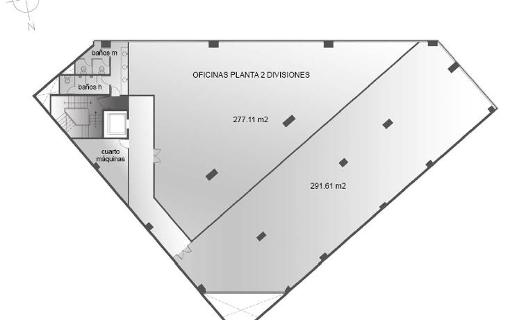 Foto de oficina en renta en  , anzures, miguel hidalgo, distrito federal, 2628023 No. 03