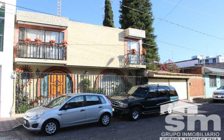 Foto de casa en venta en, anzures, puebla, puebla, 1078691 no 02