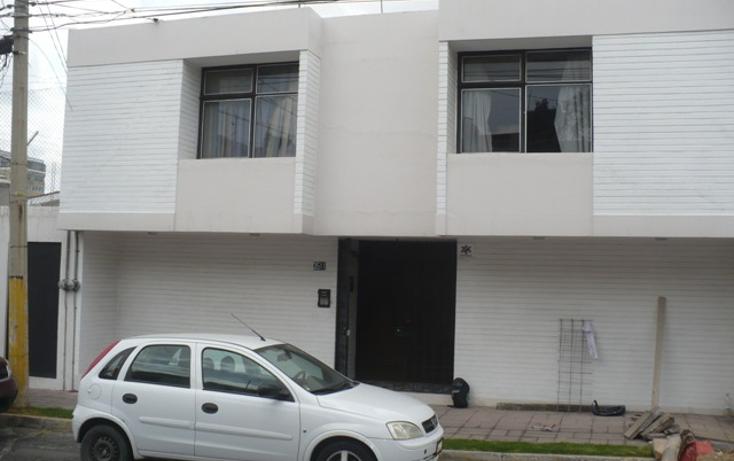 Foto de casa en venta en  , anzures, puebla, puebla, 1175821 No. 01